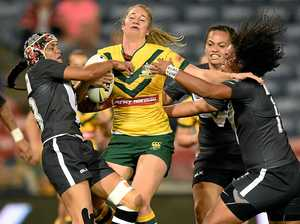 How Jillaroos coach plans to avenge Nines defeats