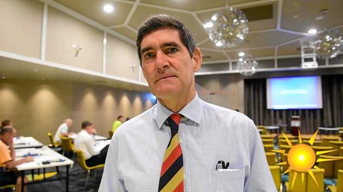 NICKLIN MP Peter Wellington says policy similarities don't point to any links with One Nation ahead of state election later this year or early in 2018. Photo: Che Chapman / Sunshine Coast Daily