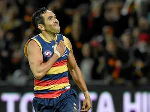 You Betts Eddie's staying a Crow