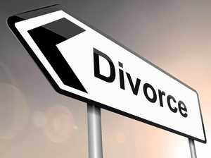 'Happy New Year, I want a divorce!'