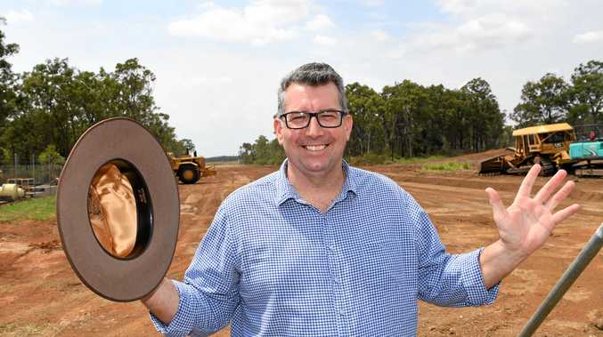APPLY NOW: Member for Hinkler Keith Pitt said applications will be assessed in three categories depending on the size of the project - so small community projects are not competing against large ones.
