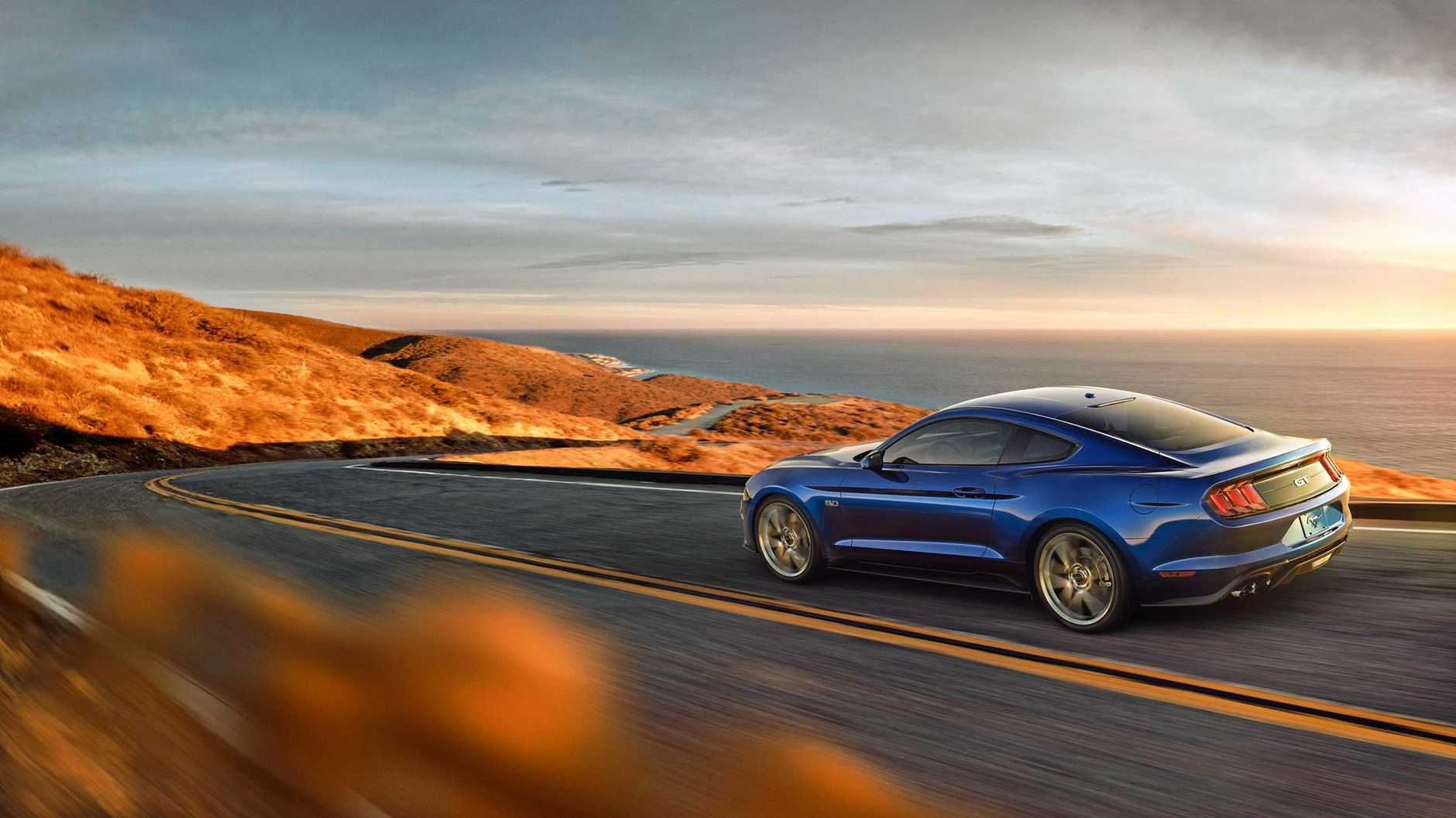 the 2018 Ford Mustang.