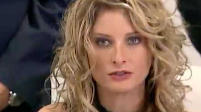 Summer Zervos first spoke about Mr Trump's alleged inappropriate behaviour last year