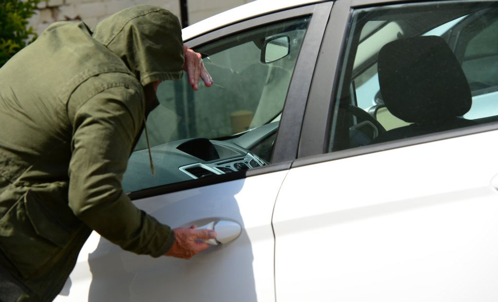 3% of Queenslanders had their cars vandalised in the past 12 months