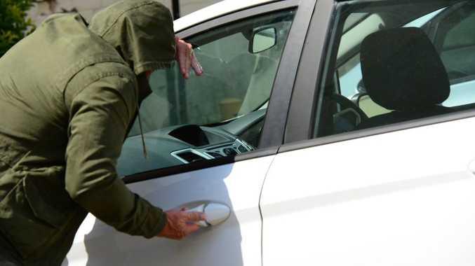 3% of Queenslanders had their cars vandalised in the past 12 months
