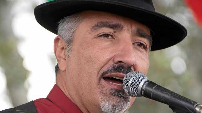 CIAO: Popular Italian entertainer, Domenico.