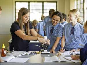 Teachers inspire students