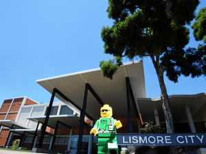 Everything is awesome! Lego takes over Lismore City Hall