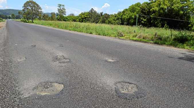 ROADWORKS: Funds have been re-allocated funds to fix the Woodburn-Coraki Road.