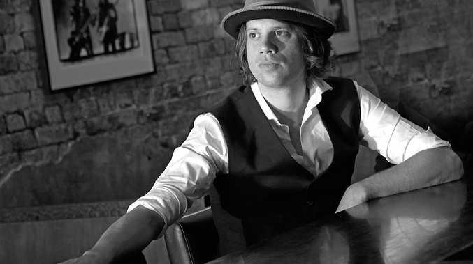 Bluesman Dave Orr.