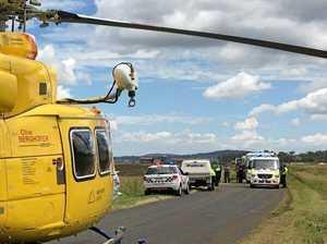 LifeFlight makes 76 lifesaving missions across Downs