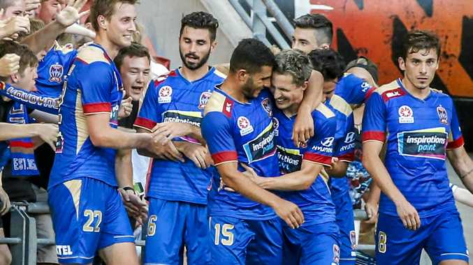 Image result for Newcastle Jets