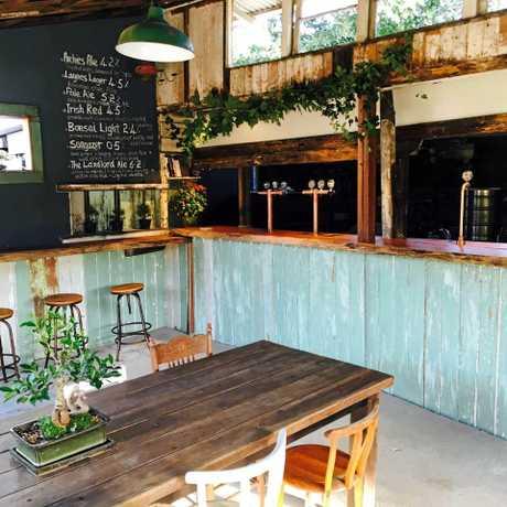 Bonsai Brewhouse in Pomona.