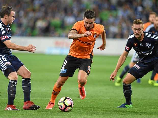 Jamie Maclaren could earn a recall against the Phoenix.