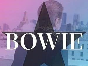 NEW: Artwork for David Bowie's posthumous 2016 EP, No Plan.