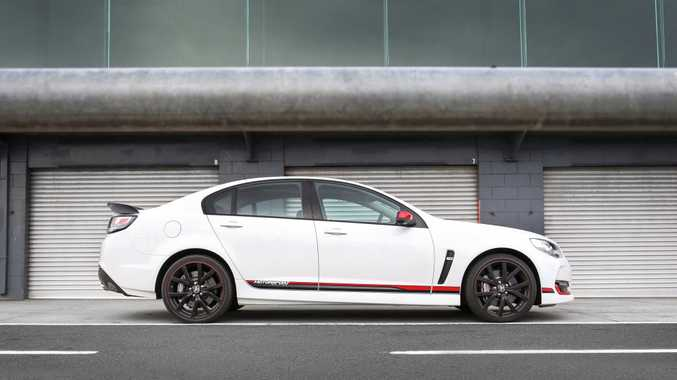 2017 Holden Commodore Motorsport Edition Limited Edition