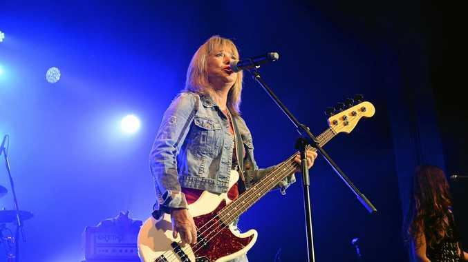 DEVIL GATE: Suzi Quatro will reignite her love affair with Australia in February for the Leather Forever Encore tour.