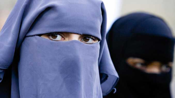 VIOLATION: Proposals to ban the wearing of burqas in public are an unjustified violation of established rights, says Michael Cope, president of the Queensland Council for Civil Liberties.