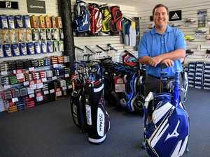 Passion for fairways runs in golfing family