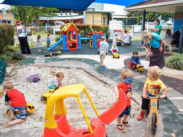Ballina Little Pelicans Playgroup needs a new coordinator as soon as possible.