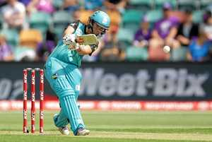 Rockhampton's Jess Jonassen scored a valuable 32 runs in the Brisbane Heat's win over the Melbourne Stars.