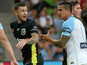 Cahill scores brace in clash tinged with controversy