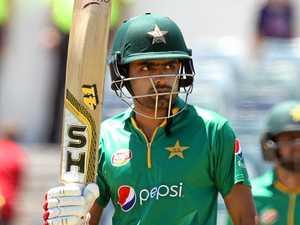 Pakistan batsman equals record in reaching milestone
