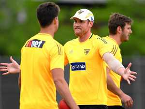 Roughead to lead Hawks in season 2017