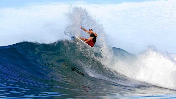 LE-BA BOY: Adam Melling, who will line up for his club in the Australian Boardriders Battle next month.