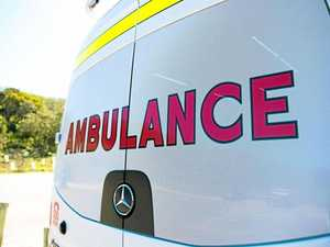 Teen hurt after crash on Bruce Hwy