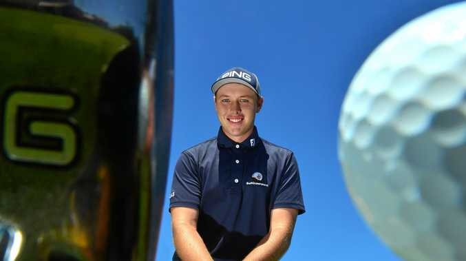 Sunshine Coast golfer Shae Wools-Cobb will play in next week's Australian Master Amateur at Royal Melbourne.