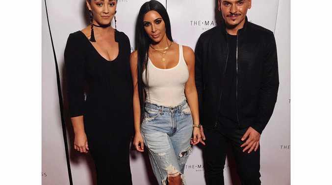 Make-up master class in Dubai with Lorelli Macaulay, Kim Kardashian and Mario Dedivanovic