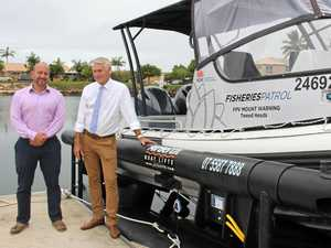 New marine hub to aid fight against crime
