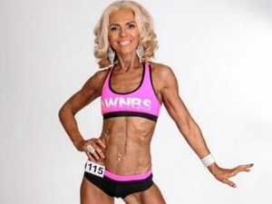 Business woman, mum and body builder shares her story