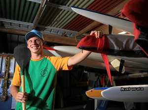 Boomerangs paddling out for world title tune up