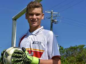Gympie's gun keeper set for glory