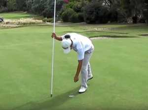 WATCH: Hole-in-one sinks Coast golfer