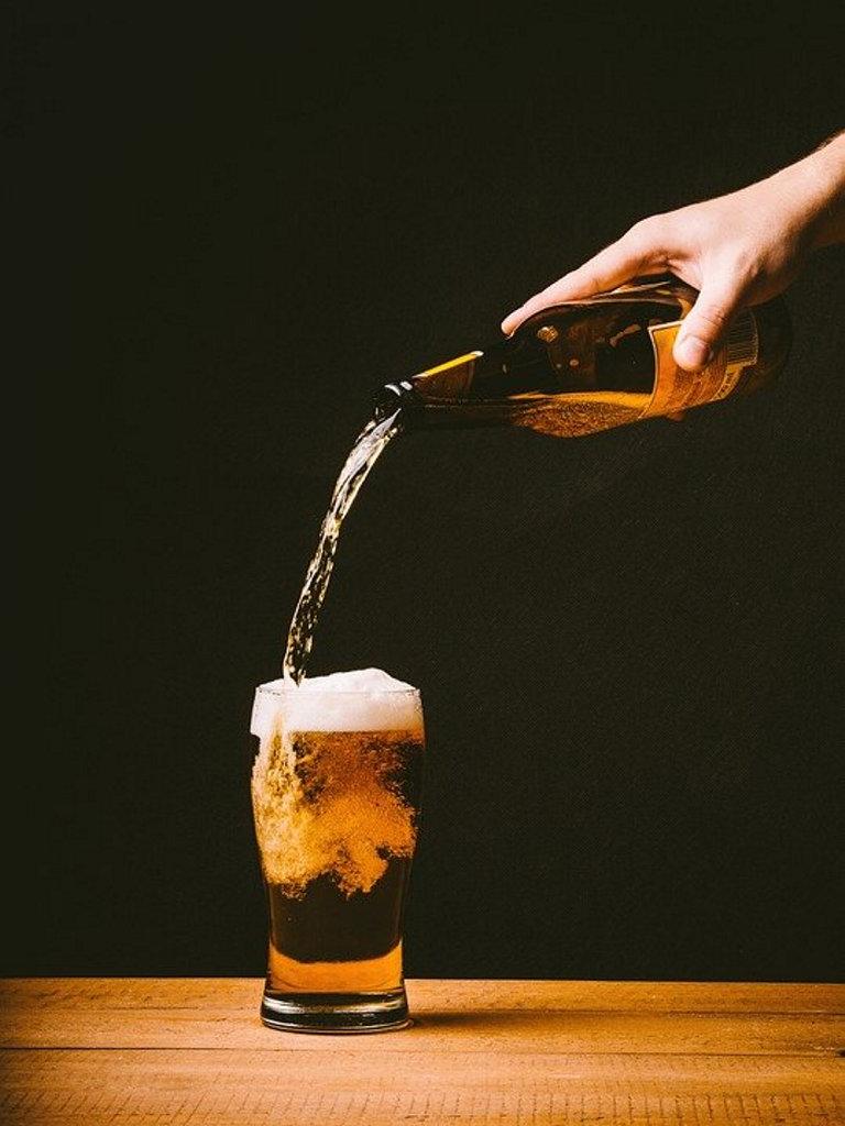 Generic beer image.
