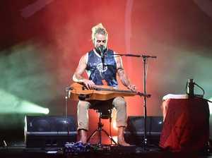 Xavier Rudd at the Brolga