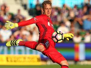 Muscat takes aim at keeper after Glory defeat