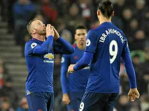 Rooney goal takes him to top of United's scoring list