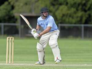 Wickets tumble in opening Shield tie