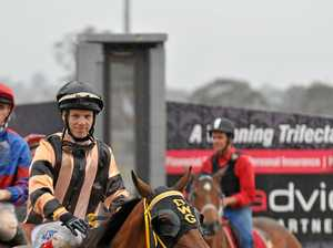 Jockey's rides impress trainer