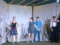 The Elephant in the Room is a new play presented by Creative Regions.