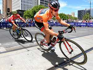 Porte comes out on top in Tour Down Under