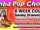 Learn a Samba Pop dance choreo to the ever popular song....'Bang Bang' by Jessie J, Nicki Minij and Ariana Grande.  *  No Samba or dance experience necessary