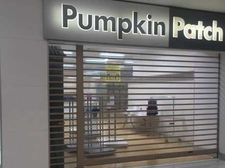 Pumpkin Patch in Grand Central has closed.