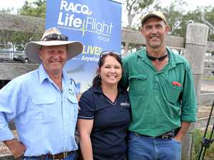 Livestock sale to save lives at Stanthorpe Show