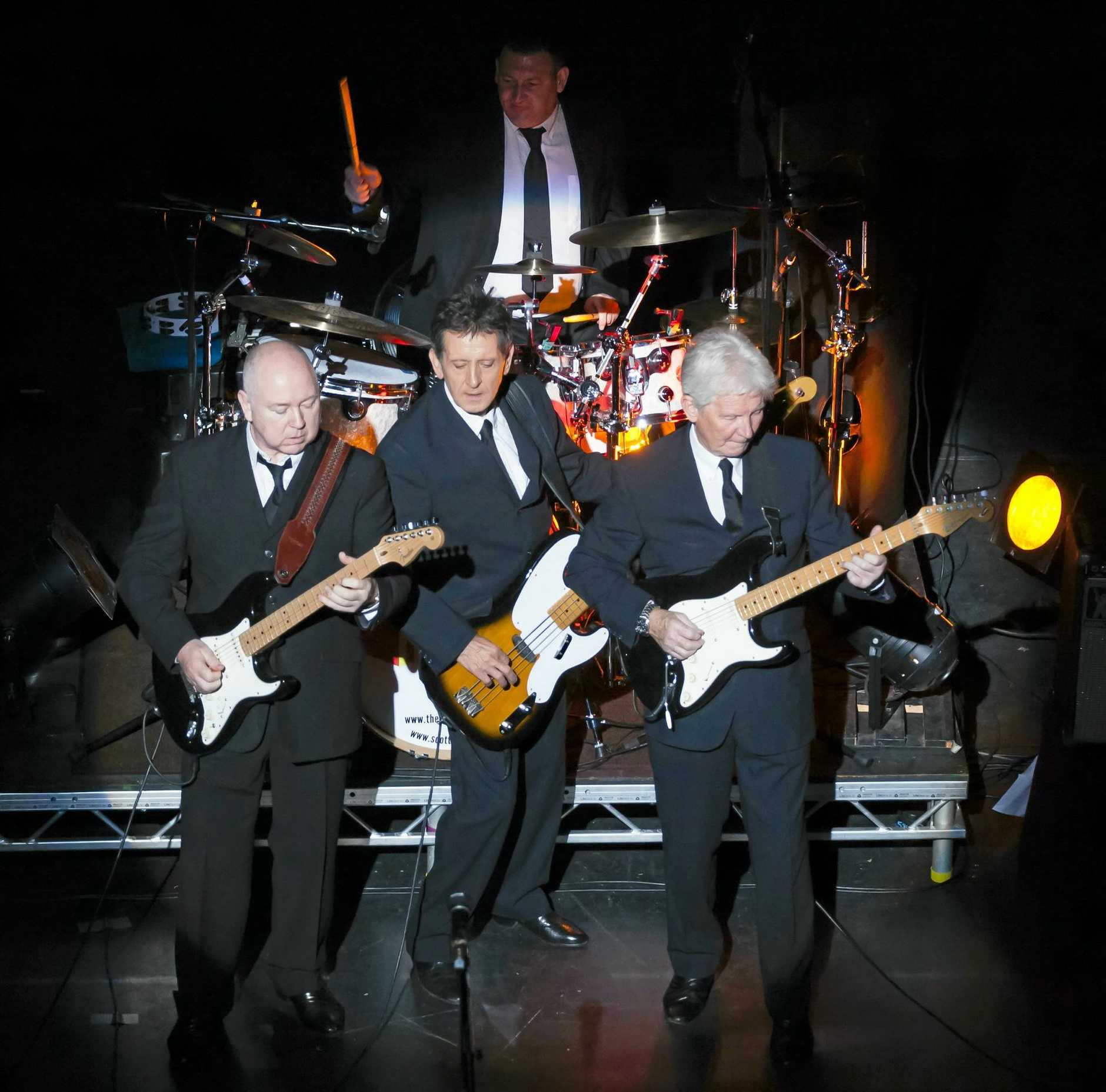 Legendary Mersey-beat group The Searchers are coming to Twin Towns in February, 2017
