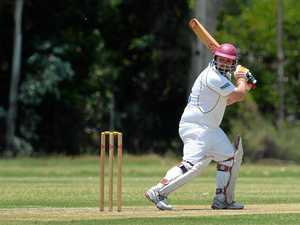 Cricket Gracemere v Cap Coast 21 Jan